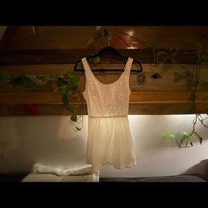 KIRRA White Southern/Country Style White Dress (L)